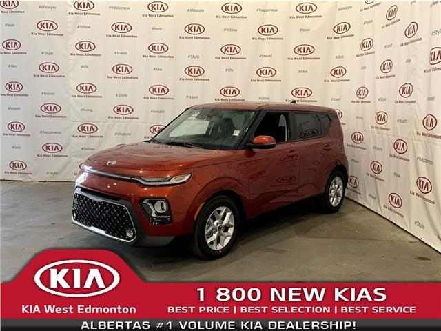 2021 Kia Soul EX (Stk: 22585) in Edmonton - Image 1 of 27