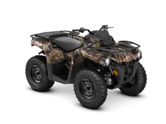 New 2020 Can-Am Outlander™ DPS™ 570 Mossy Oak Break-up Country Cam   - SASKATOON - FFUN Motorsports Saskatoon