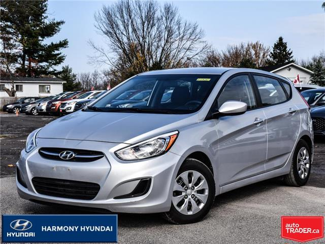 2015 Hyundai Accent GL (Stk: P792C) in Rockland - Image 1 of 24