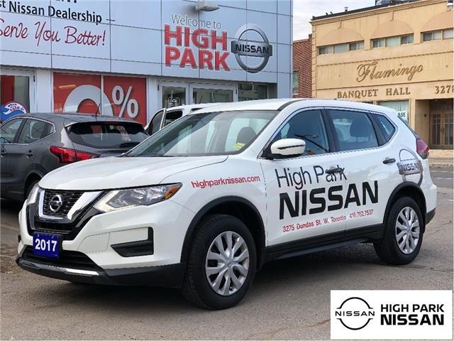 2017 Nissan Rogue S (Stk: Y17150) in Toronto - Image 1 of 18