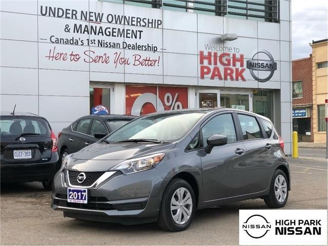 2017 Nissan Versa Note 1.6 S (Stk: U1881) in Toronto - Image 1 of 18