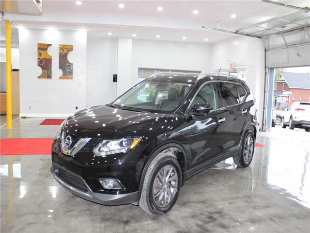2016 Nissan Rogue SL Premium (Stk: 855524) in Richmond Hill - Image 1 of 29