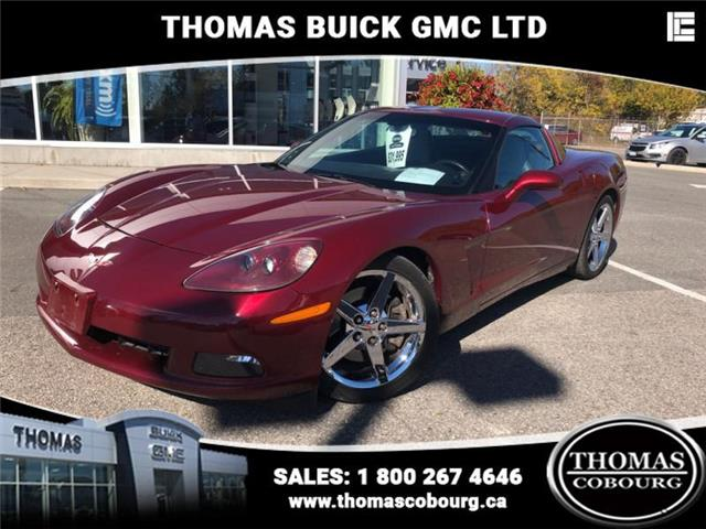 2007 Chevrolet Corvette Base (Stk: UC28483) in Cobourg - Image 1 of 21