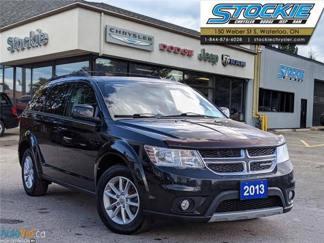 2013 Dodge Journey SXT/Crew (Stk: 31633) in Waterloo - Image 1 of 25