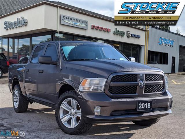 2018 RAM 1500 ST (Stk: 35040) in Waterloo - Image 1 of 26