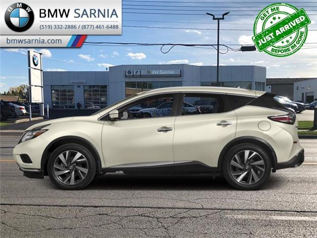 2017 Nissan Murano Platinum (Stk: SFC2865) in Sarnia - Image 1 of 1