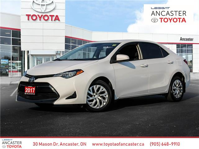 2017 Toyota Corolla LE (Stk: 4059) in Ancaster - Image 1 of 21
