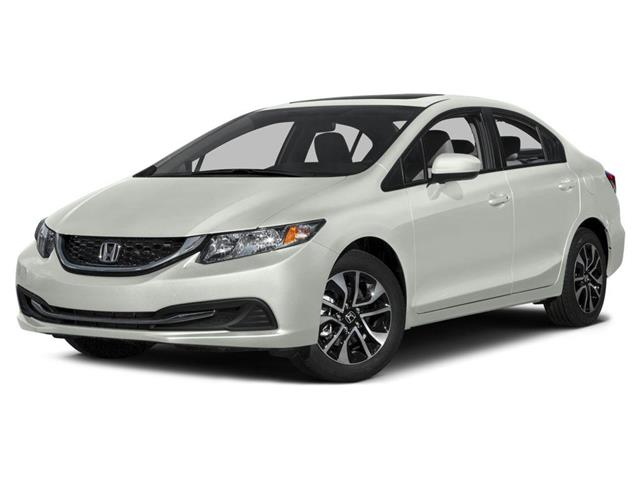 2015 Honda Civic EX (Stk: 3L19681) in Vancouver - Image 1 of 10
