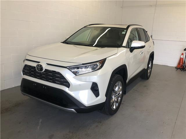 2021 Toyota RAV4 Limited (Stk: TX029) in Cobourg - Image 1 of 8