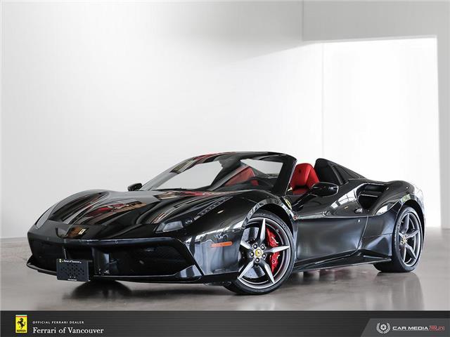 2018 Ferrari 488 Spider Base (Stk: C0101) in Vancouver - Image 1 of 12