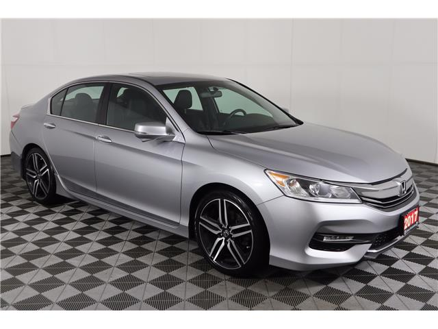 2017 Honda Accord Sport (Stk: 220357A) in Huntsville - Image 1 of 20