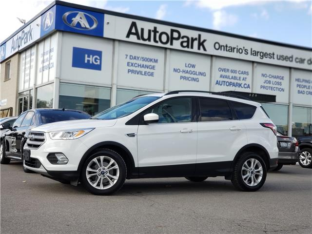 2017 Ford Escape SE (Stk: 17-85469JB) in Brampton - Image 1 of 20