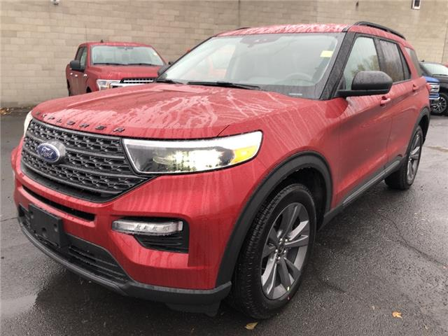 2021 Ford Explorer XLT (Stk: 21003) in Cornwall - Image 1 of 12