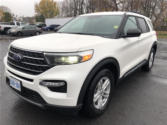 2021 Ford Explorer XLT (Stk: 21001) in Cornwall - Image 1 of 12