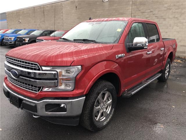 2020 Ford F-150 Lariat (Stk: 20378) in Cornwall - Image 1 of 12