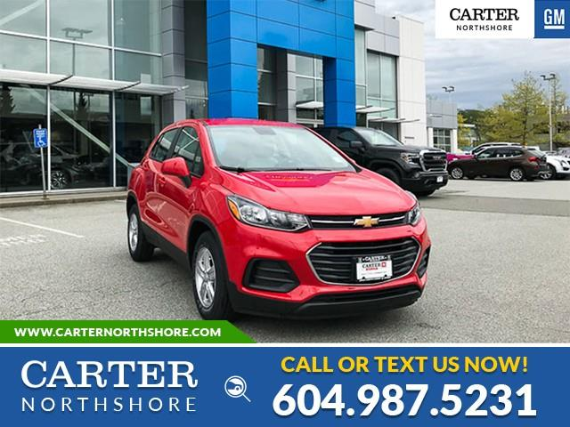 2020 Chevrolet Trax LS (Stk: TX44580) in North Vancouver - Image 1 of 13