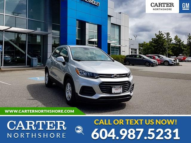 2020 Chevrolet Trax LS (Stk: TX65030) in North Vancouver - Image 1 of 13