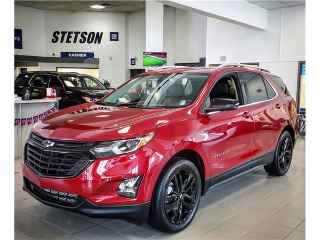 2020 Chevrolet Equinox LT (Stk: 20-445) in Drayton Valley - Image 1 of 15