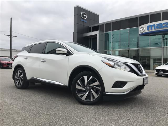 2017 Nissan Murano Platinum (Stk: UM2480) in Chatham - Image 1 of 23