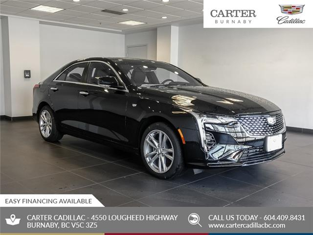 2020 Cadillac CT4 Luxury (Stk: C0-09920) in Burnaby - Image 1 of 23