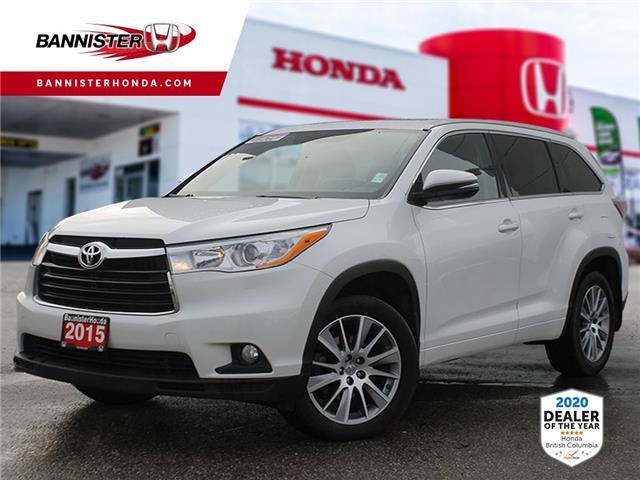 2015 Toyota Highlander Limited (Stk: P20-119) in Vernon - Image 1 of 14