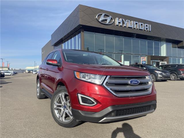 2015 Ford Edge Titanium (Stk: 40048A) in Saskatoon - Image 1 of 15