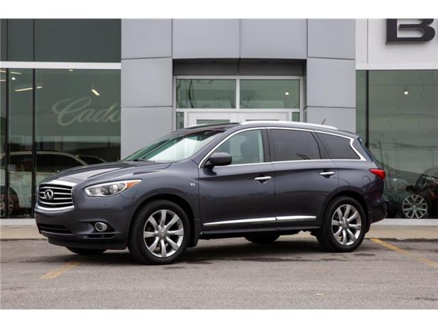 2014 Infiniti QX60 Base (Stk: LL084A) in Trois-Rivières - Image 1 of 29
