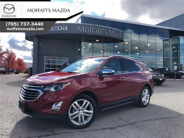 2018 Chevrolet Equinox Premier (Stk: P8509A) in Barrie - Image 1 of 26