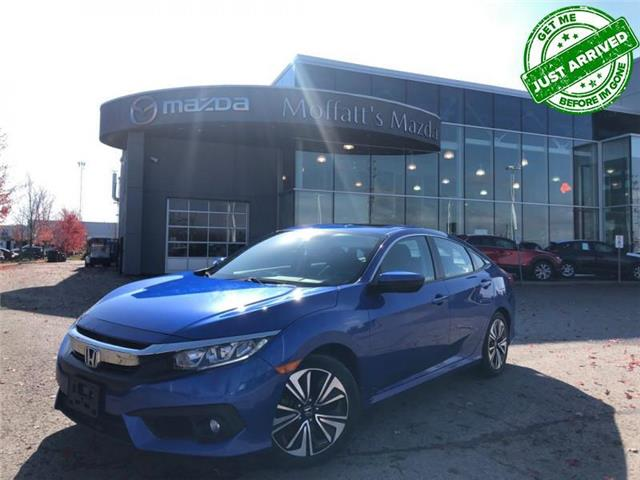 2016 Honda Civic EX-T (Stk: 28700) in Barrie - Image 1 of 23
