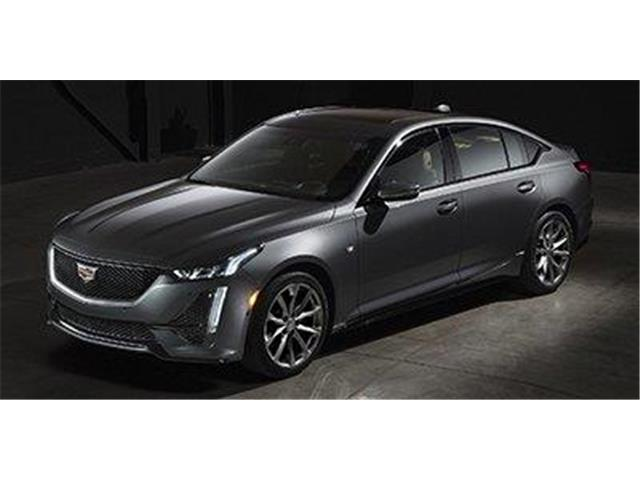 2021 Cadillac CT5 Sport (Stk: 210099) in Cambridge - Image 1 of 1