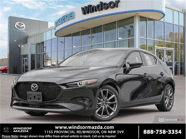 2020 Mazda Mazda3 Sport GT (Stk: M335002) in Windsor - Image 1 of 23