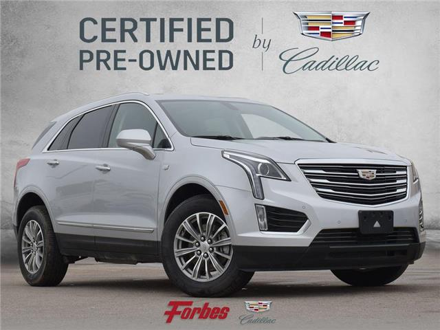 2018 Cadillac XT5 Luxury (Stk: 222416) in Waterloo - Image 1 of 27