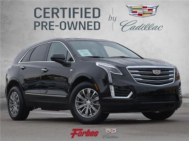 2018 Cadillac XT5 Luxury (Stk: 138364) in Waterloo - Image 1 of 27