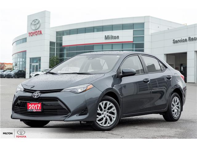 2017 Toyota Corolla LE (Stk: 763648) in Milton - Image 1 of 21