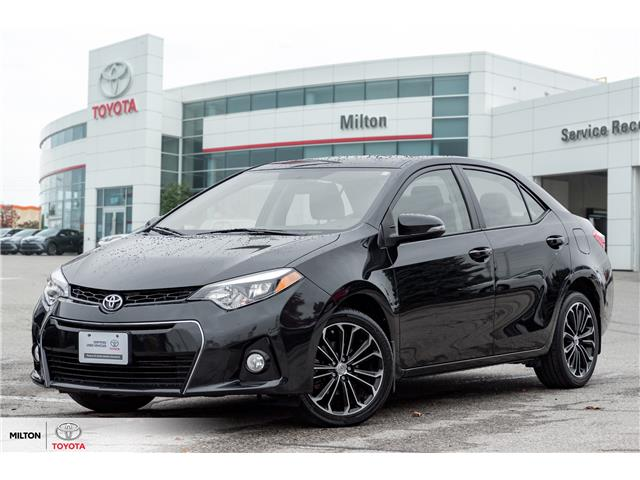 2016 Toyota Corolla S (Stk: 742105A) in Milton - Image 1 of 22
