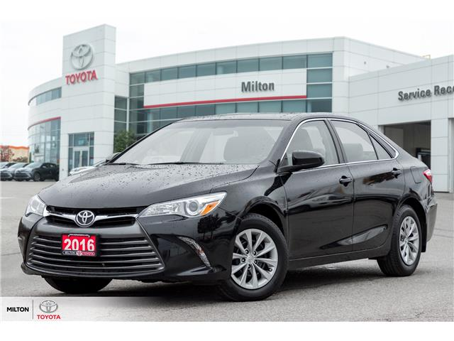 2016 Toyota Camry LE (Stk: 614353) in Milton - Image 1 of 21