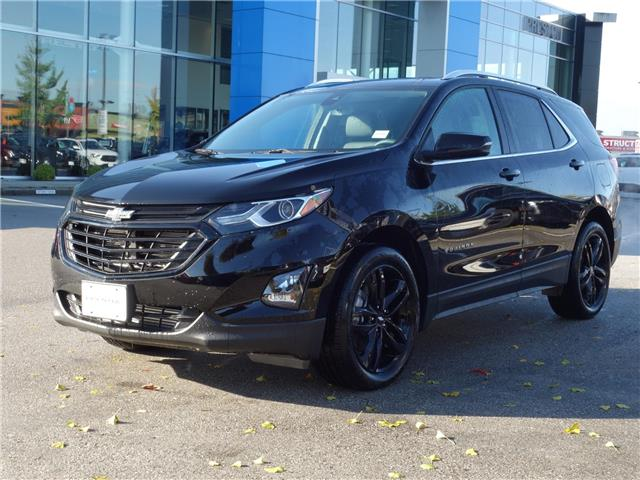 2020 Chevrolet Equinox LT (Stk: 0210010) in Langley City - Image 1 of 6