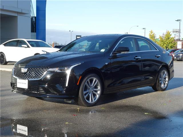 2020 Cadillac CT4 Luxury (Stk: 0211450) in Langley City - Image 1 of 6