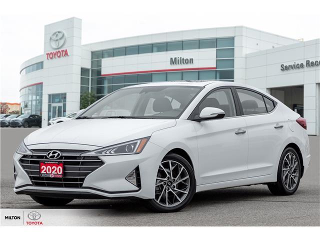 2020 Hyundai Elantra Luxury (Stk: 917196) in Milton - Image 1 of 22
