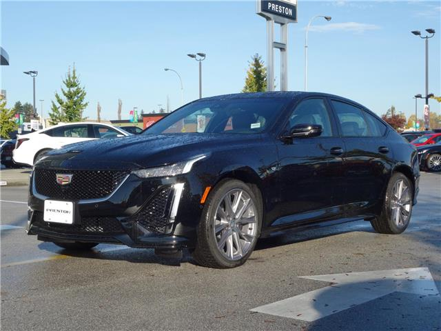 2020 Cadillac CT5 Sport (Stk: 0211680) in Langley City - Image 1 of 6