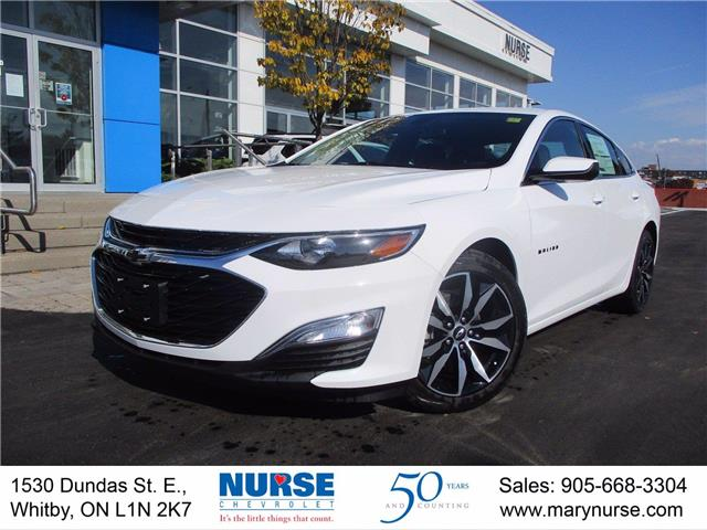 2021 Chevrolet Malibu RS (Stk: 21N007) in Whitby - Image 1 of 26