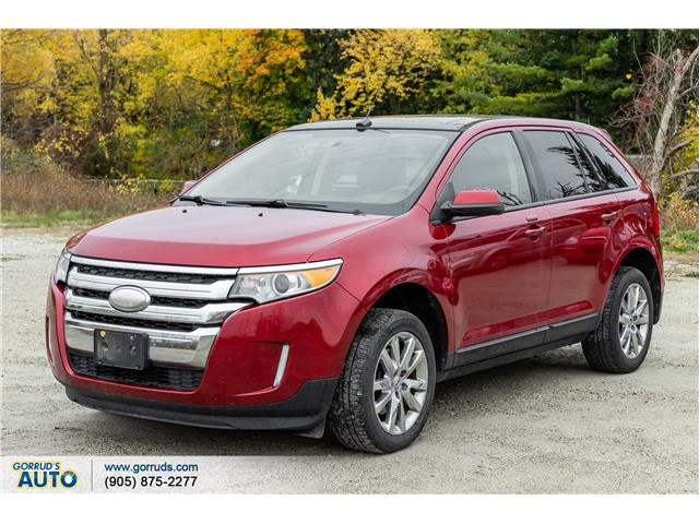 2013 Ford Edge SEL (Stk: GB67353) in Milton - Image 1 of 5