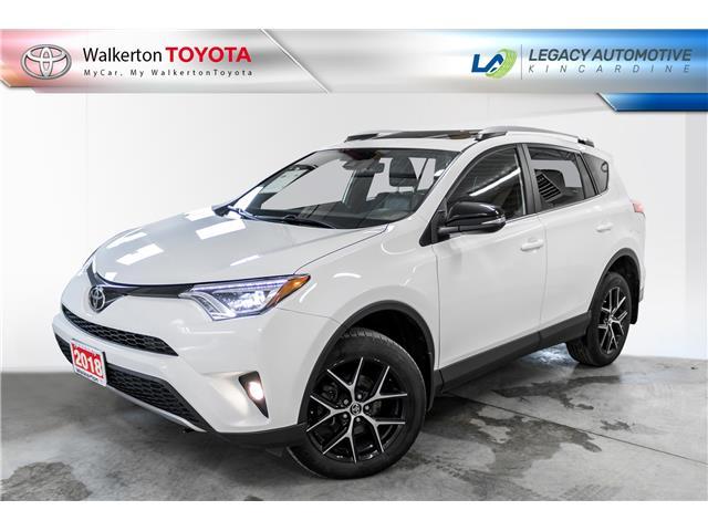 2018 Toyota RAV4 SE (Stk: 21023A) in Kincardine - Image 1 of 19