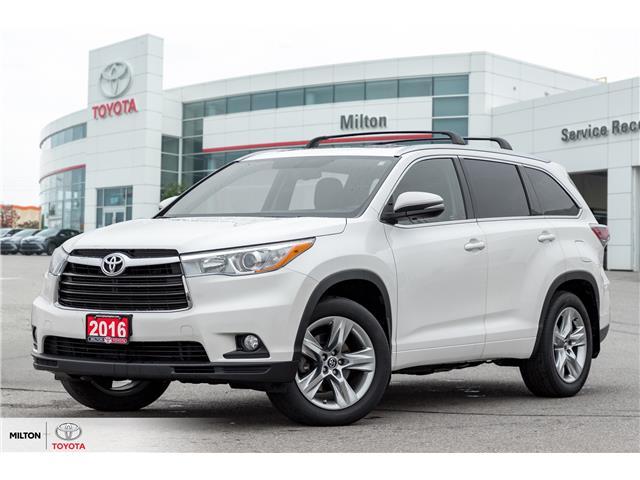 2016 Toyota Highlander Limited (Stk: 302742) in Milton - Image 1 of 24