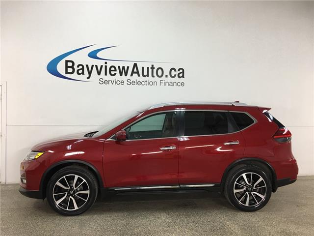 2017 Nissan Rogue SL Platinum (Stk: 37323J) in Belleville - Image 1 of 28