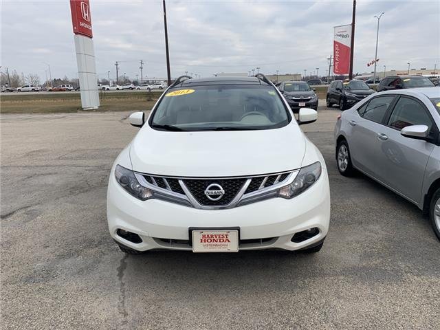 2013 Nissan Murano S (Stk: 21020A) in Steinbach - Image 1 of 12