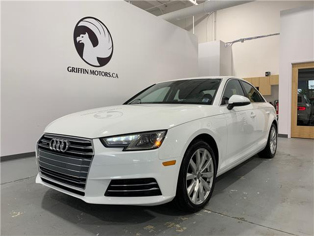 2017 Audi A4 2.0T Komfort (Stk: 1392) in Halifax - Image 1 of 17