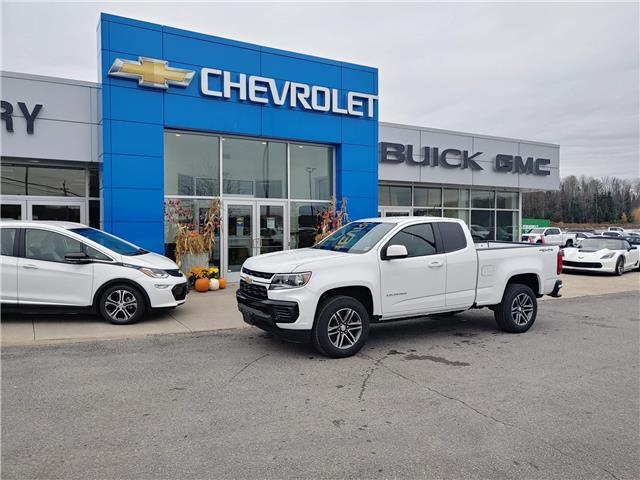 2021 Chevrolet Colorado WT (Stk: 21057) in Haliburton - Image 1 of 13