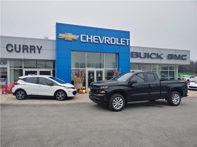 2021 Chevrolet Silverado 1500 Silverado Custom (Stk: 21080) in Haliburton - Image 1 of 13