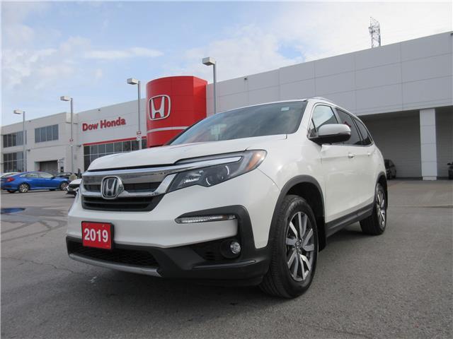 2019 Honda Pilot EX-L Navi (Stk: 28990L) in Ottawa - Image 1 of 19